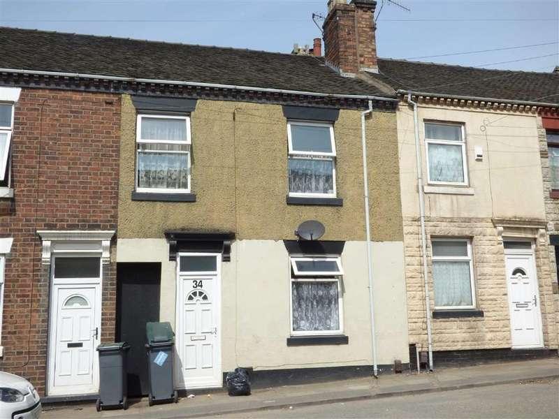 3 Bedrooms Terraced House for sale in Burnham Street, Fenton
