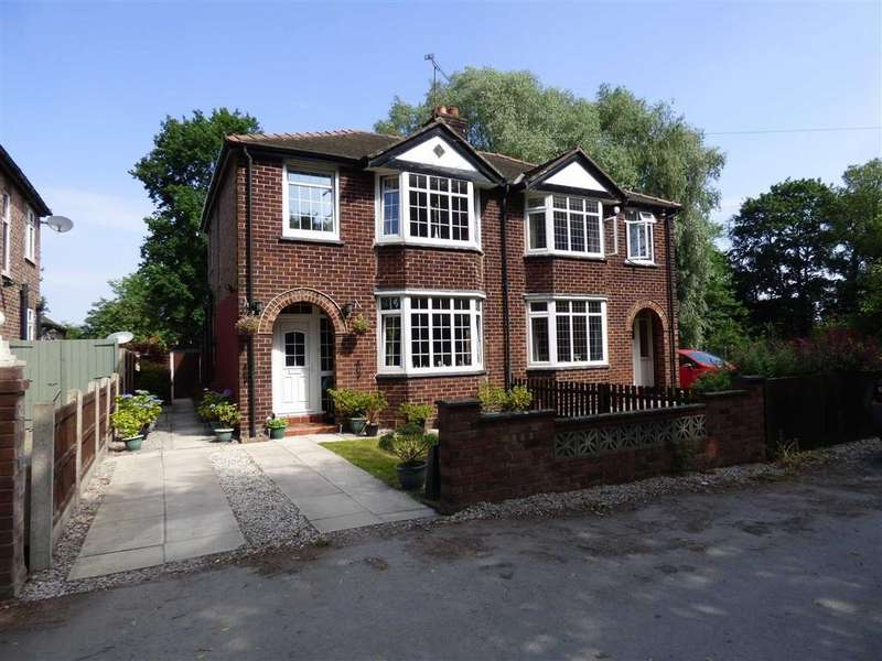 3 Bedrooms Semi Detached House for sale in Bostock Road, Winsford, Cheshire