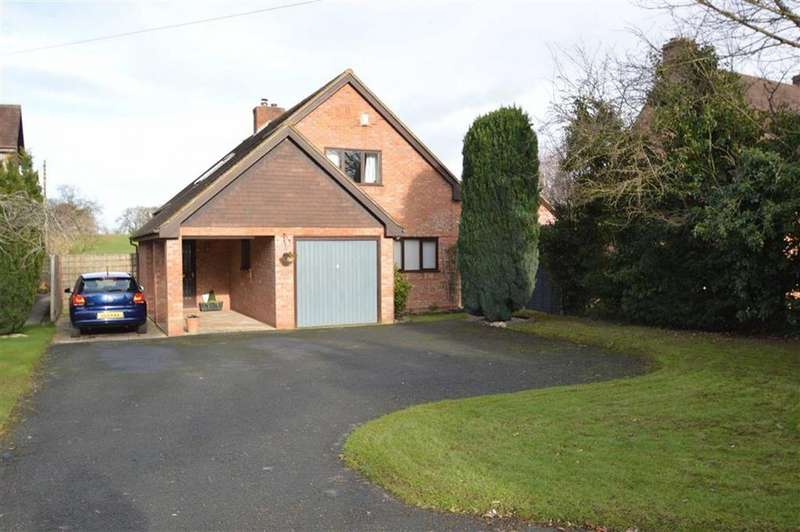 3 Bedrooms Detached House for sale in Balgownie, Cruckton, SY5