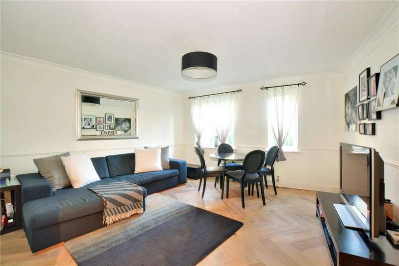 2 Bedrooms Flat for sale in Gilbert Close, Shooters Hill, London, SE18