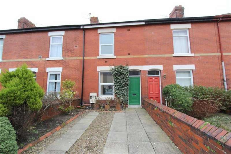 3 Bedrooms Terraced House for sale in Holmefield Road, Lytham St Annes, Lancashire