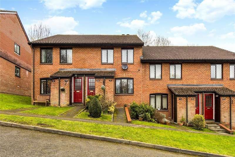 1 Bedroom Maisonette Flat for sale in Windermere Close, Chorleywood, Rickmansworth, Hertfordshire, WD3