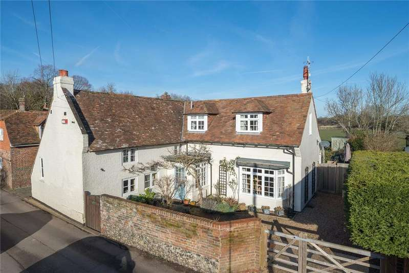 4 Bedrooms Detached House for sale in The Street, Barham, Canterbury, Kent