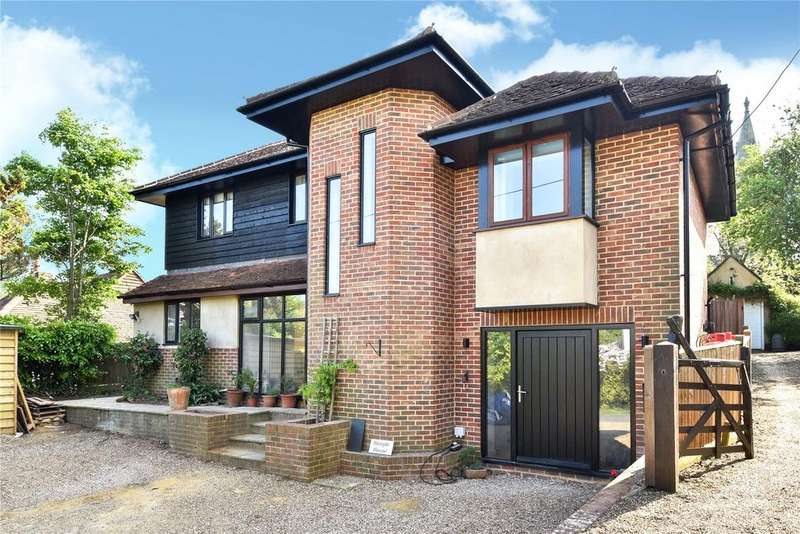 5 Bedrooms Detached House for rent in Rogers Rough Road, Kilndown, Cranbrook, Kent, TN17