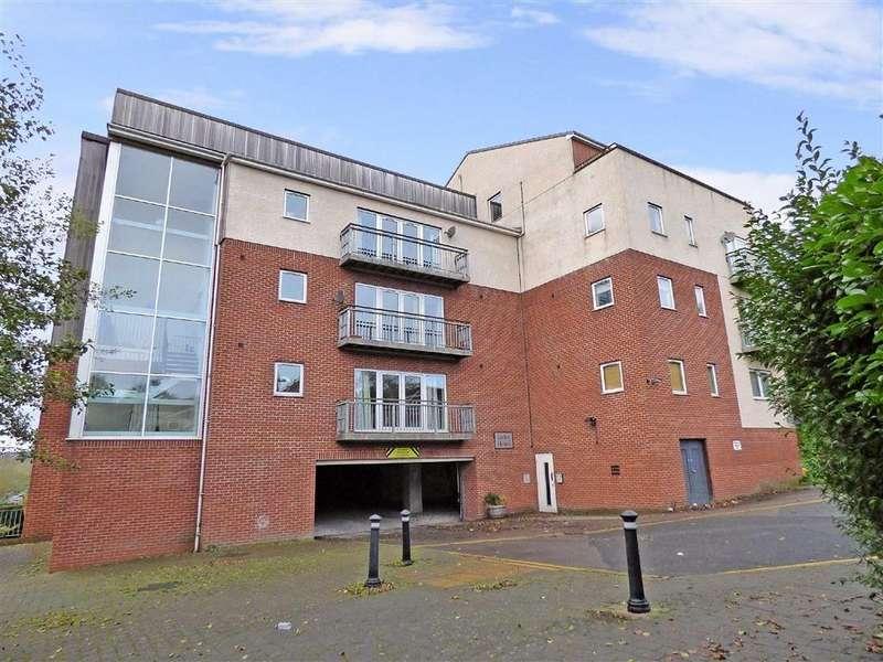 2 Bedrooms Apartment Flat for sale in Bellerton Lane, Milton, Stoke-on-Trent