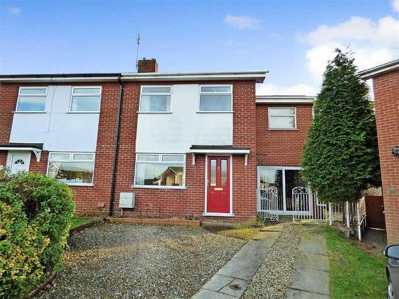 4 Bedrooms Semi Detached House for sale in Walpole Close, Haslington, Crewe