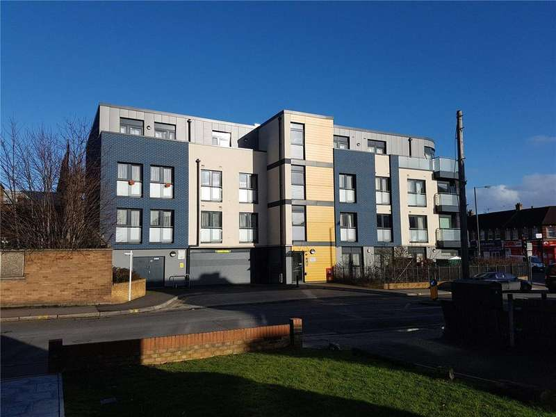 2 Bedrooms Flat for sale in Goodstone Court, 205 Headstone Drive, Harrow, HA1