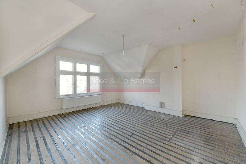 2 Bedrooms Flat for sale in Fawley Road, West Hampstead, London