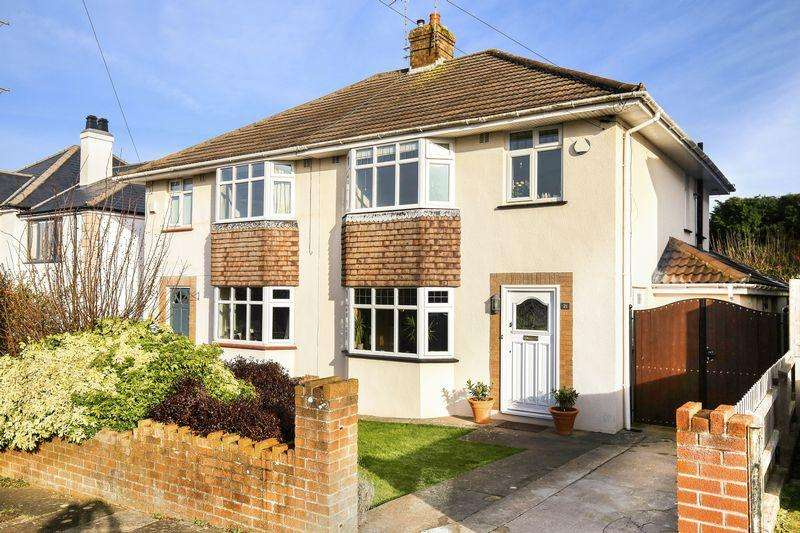4 Bedrooms Semi Detached House for sale in Newlyn Avenue, Bristol