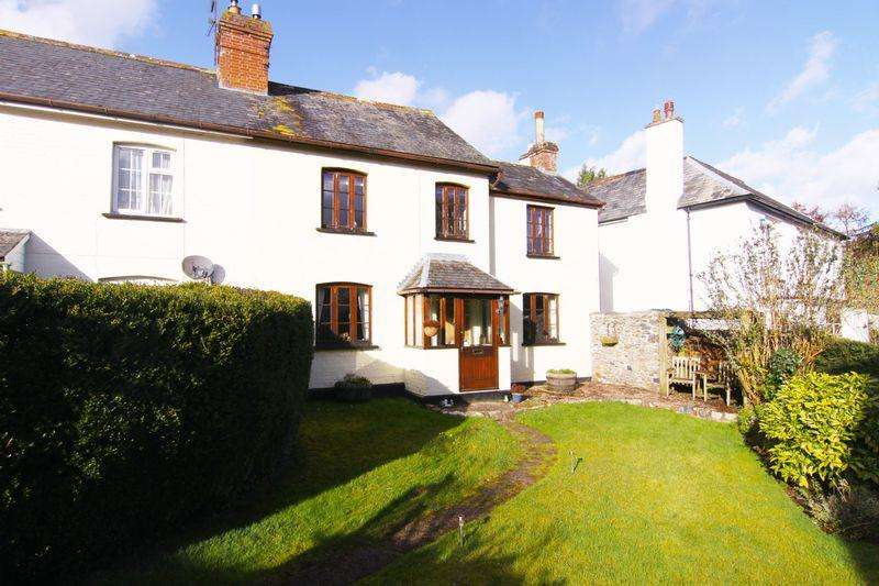 4 Bedrooms Semi Detached House for sale in Exbourne, Okehampton
