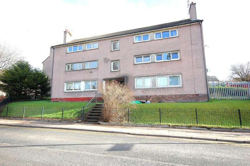 3 Bedrooms Flat for rent in Whiteford Avenue, Dumbarton G82 3JT
