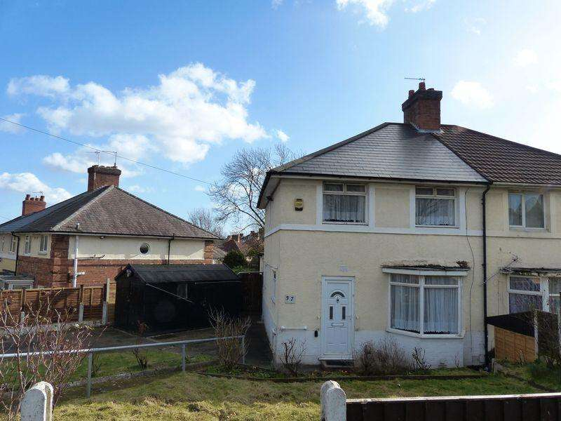 3 Bedrooms Semi Detached House for sale in Warren Farm Road, Birmingham