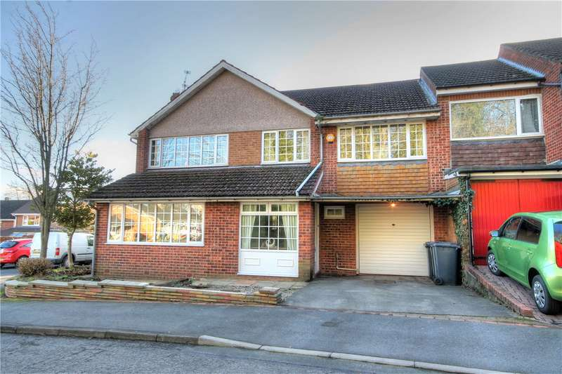 5 Bedrooms End Of Terrace House for sale in Caragh Road, Chester Le Street, County Durham, DH2