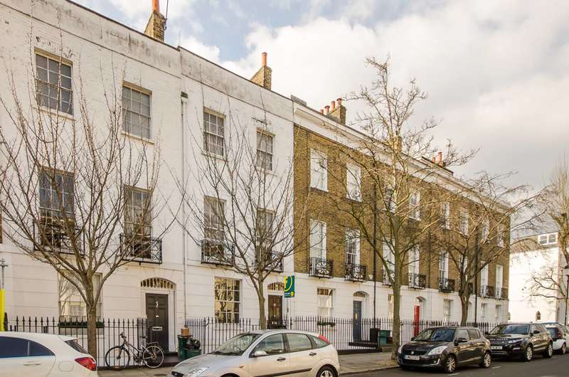 4 Bedrooms Maisonette Flat for sale in College Cross, Islington, N1