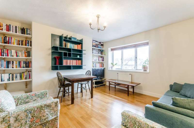 2 Bedrooms Flat for sale in Rotherfield Street, East Canonbury, N1