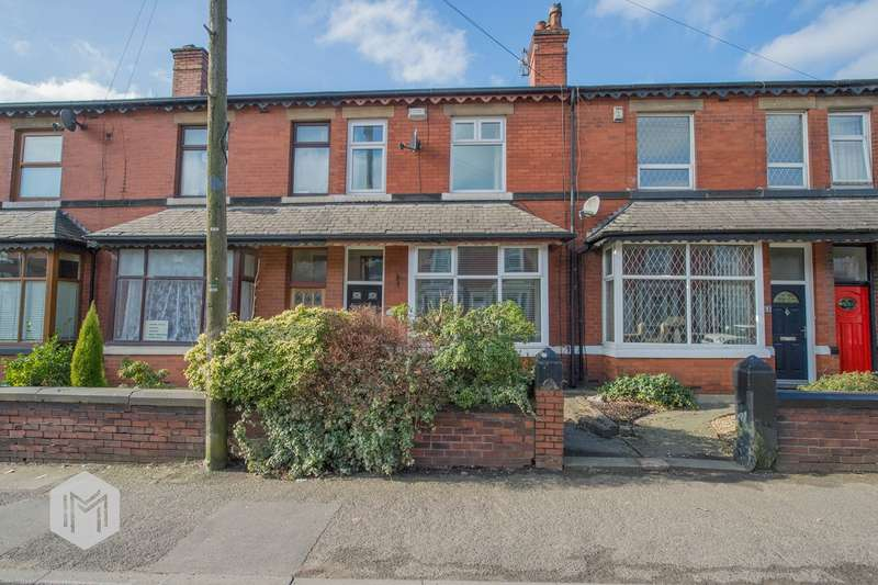 2 Bedrooms Terraced House for sale in Brandlesholme Road, Bury, BL8