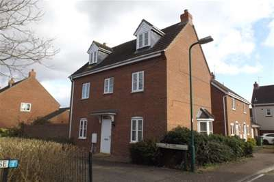 4 Bedrooms Detached House for rent in Sugar Way