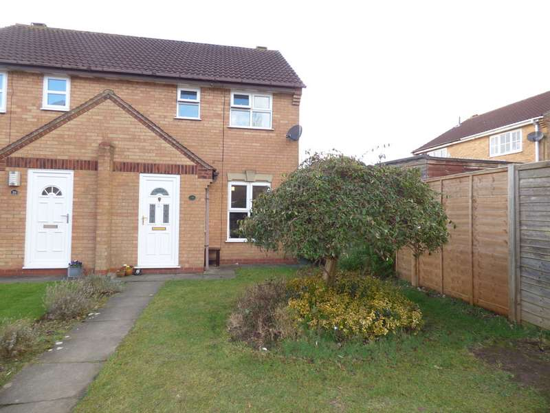 3 Bedrooms Semi Detached House for sale in Chapel Close, Ravenstone LE67