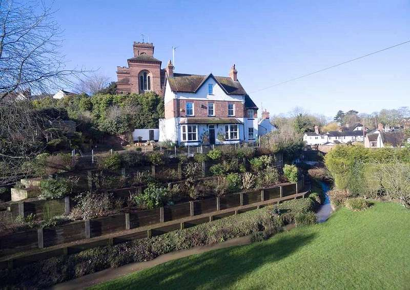 5 Bedrooms Detached House for sale in Wolverley Village, Wolverley, Kidderminster, DY11
