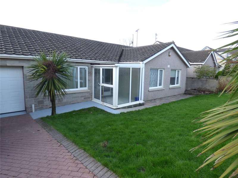 3 Bedrooms Detached Bungalow for sale in Waterwynch, Cross Park, Pennar, Pembroke Dock