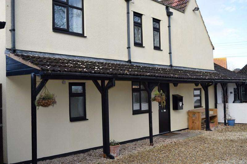 4 Bedrooms Farm House Character Property for sale in Burton Row, Brent Knoll