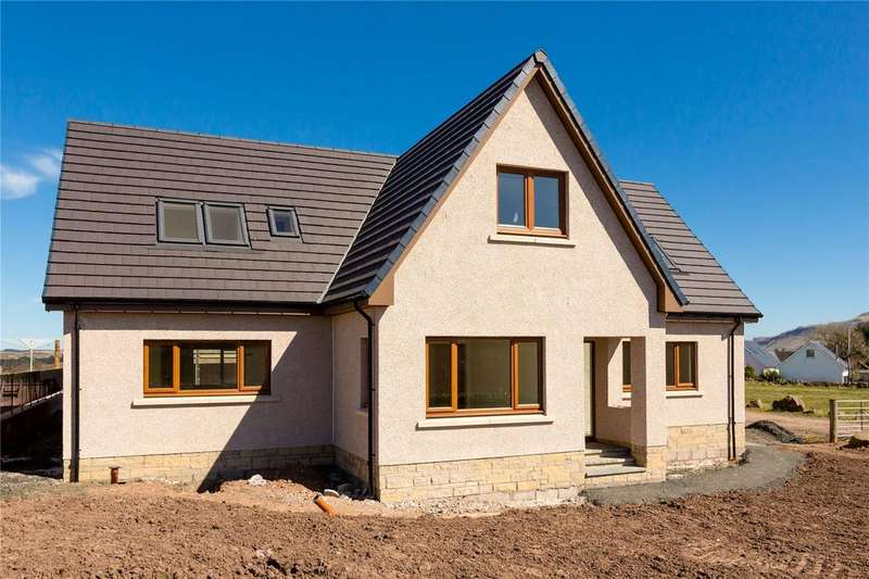 4 Bedrooms Detached House for sale in 10 Rosie Brae, Drunzie, Glenfarg, Perth, PH2