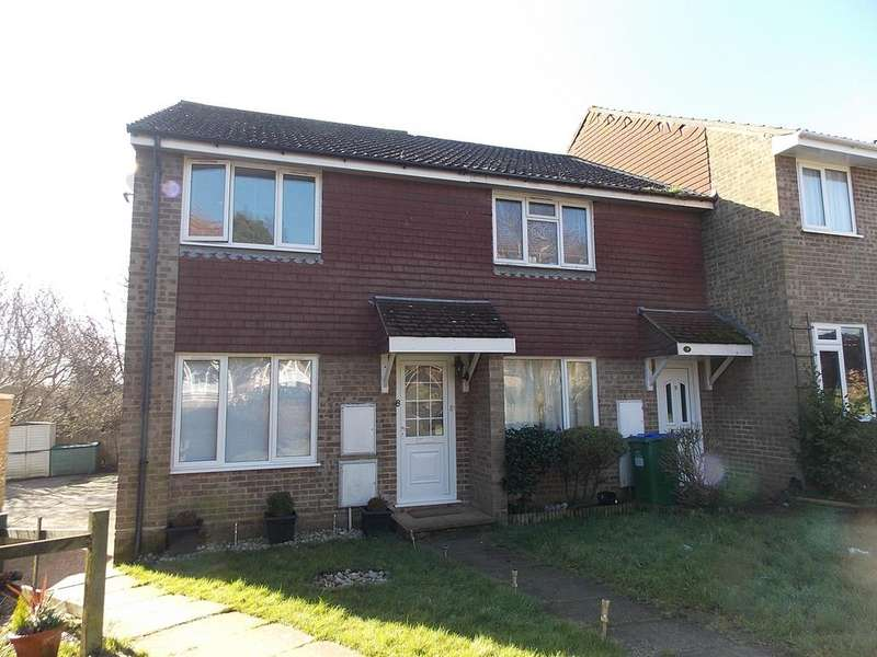 3 Bedrooms End Of Terrace House for sale in Pelham Close, Peacehaven, East Sussex