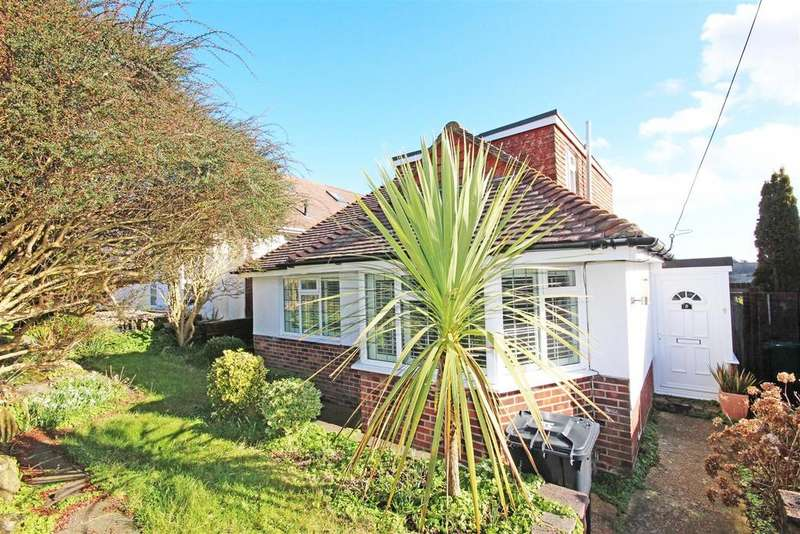 4 Bedrooms Detached Bungalow for sale in Fernwood Rise, Westdene, Brighton