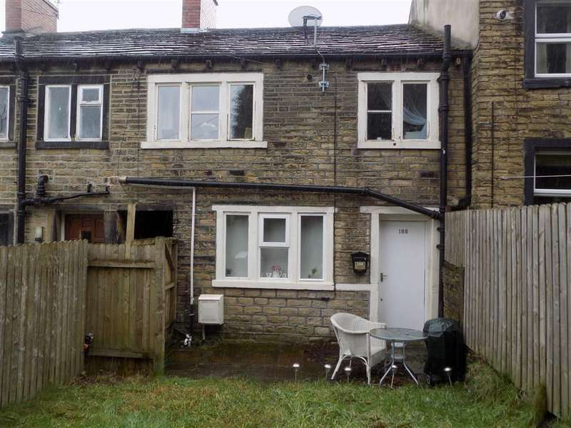 2 Bedrooms Cottage House for sale in Blackmoorfoot Road, Crosland Moor, Huddersfield, HD4