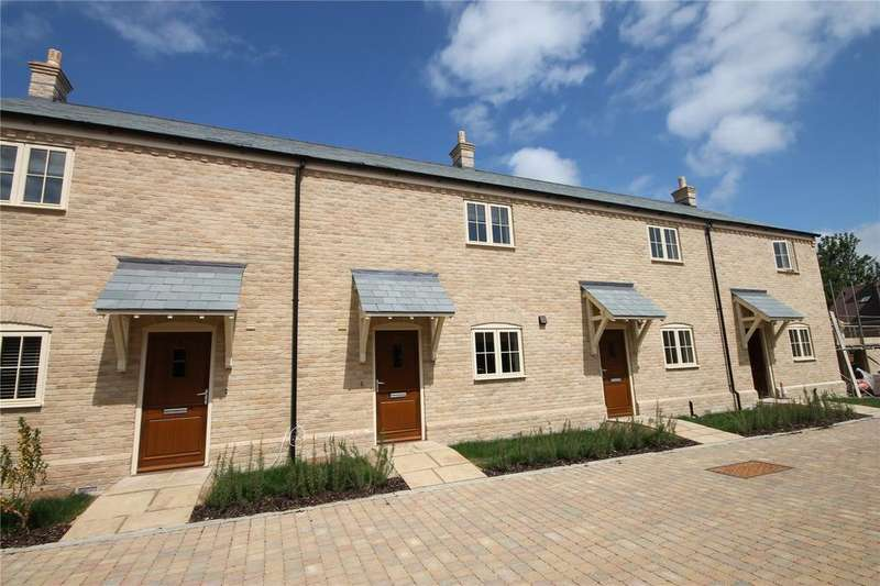 3 Bedrooms Terraced House for rent in Church View, Foxton, Cambridge, CB22