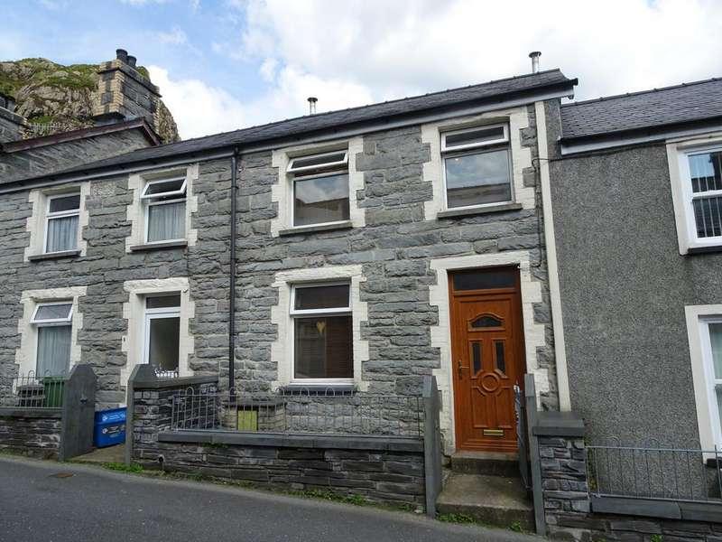 3 Bedrooms Terraced House for sale in Cromwell Street, Blaenau Ffestiniog LL41