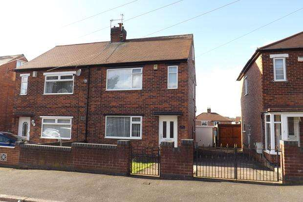 3 Bedrooms Semi Detached House for sale in Austin Street, Bulwell, Nottingham, NG6