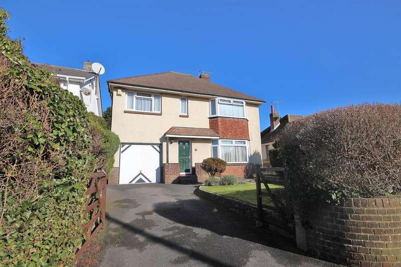 4 Bedrooms Detached House for sale in Evering Avenue, Poole