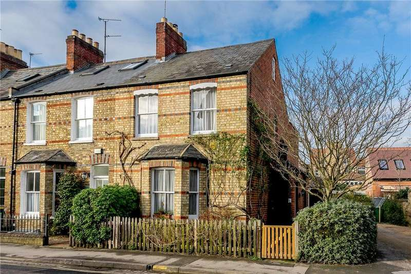 4 Bedrooms End Of Terrace House for sale in St. Bernards Road, Oxford, Oxfordshire, OX2