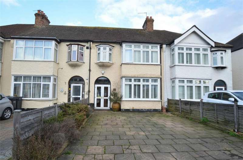 3 Bedrooms Terraced House for sale in Shirley Road, Shirley, Croydon, Surrey