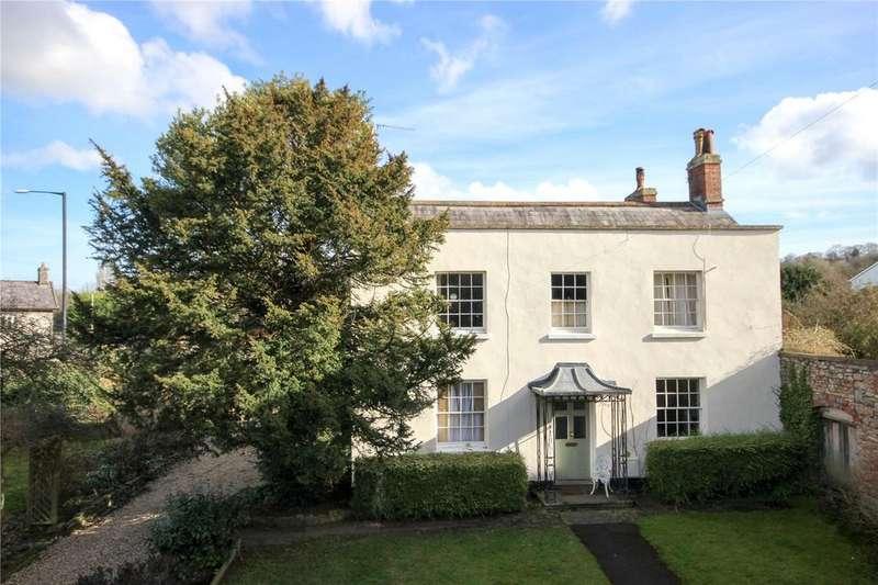 4 Bedrooms Detached House for sale in Henbury Road, Henbury, Bristol, BS10