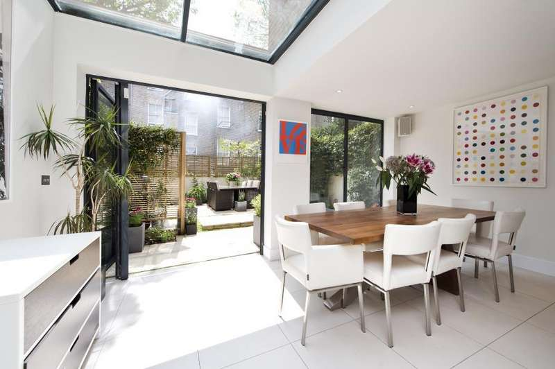 5 Bedrooms House for rent in Chesterton Road, North Kensington W10