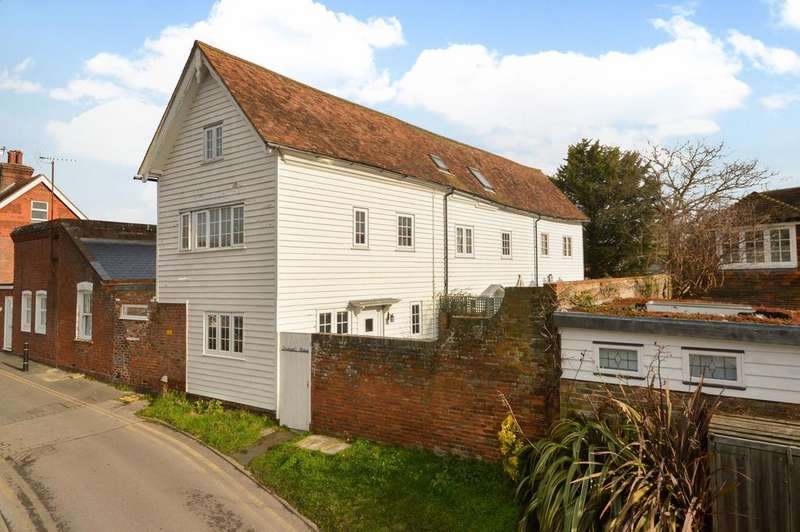 3 Bedrooms End Of Terrace House for sale in Tenterden, TN30