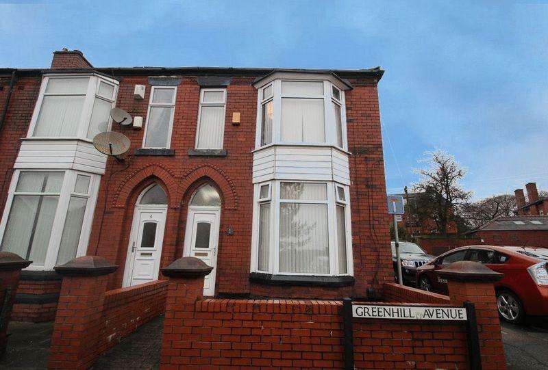 3 Bedrooms Terraced House for sale in Greenhill Avenue, Rochdale OL12 6QJ