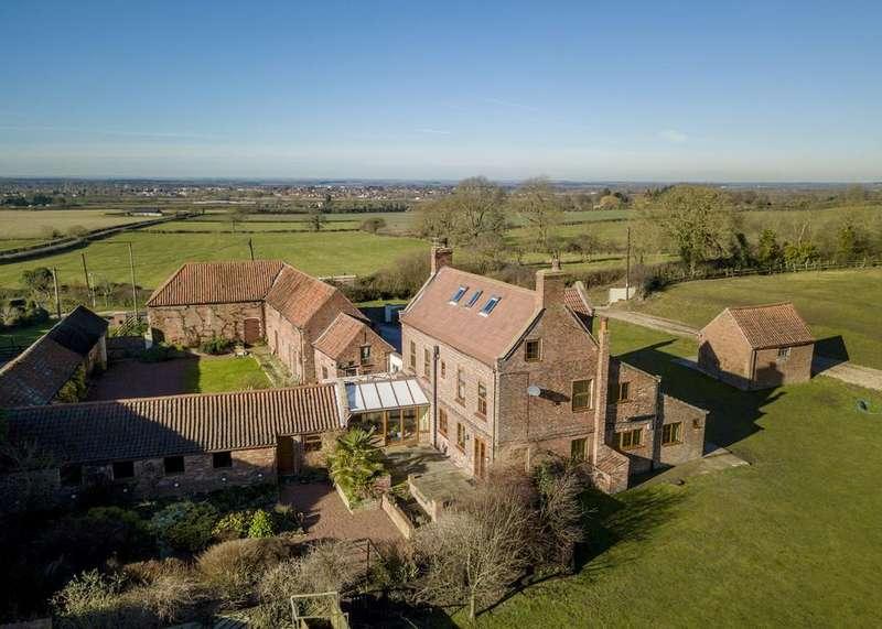 5 Bedrooms Detached House for sale in Little Gringley, Retford