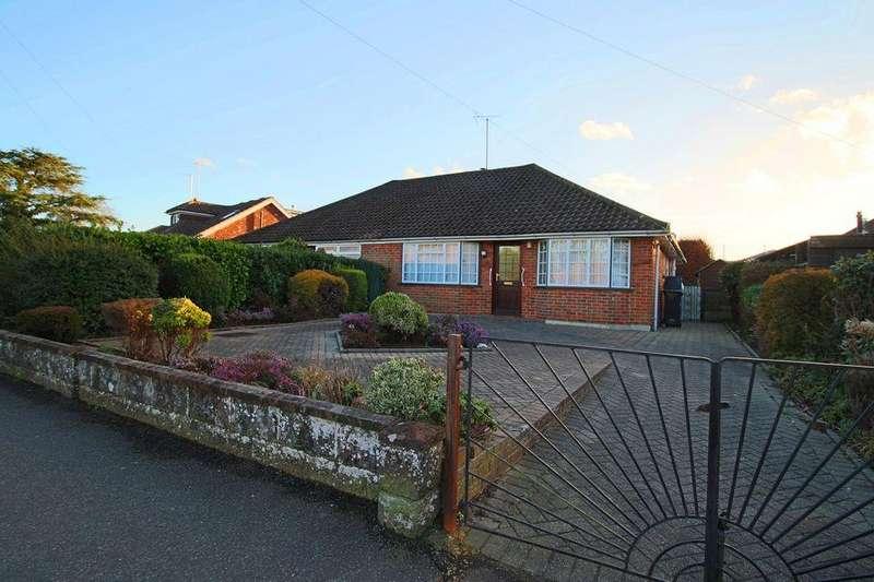 2 Bedrooms Semi Detached Bungalow for sale in Dale Avenue, Hassocks, West Sussex, BN6 8LP