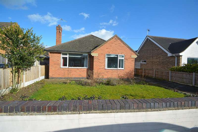 3 Bedrooms Detached Bungalow for sale in Trowell Grove, Long Eaton