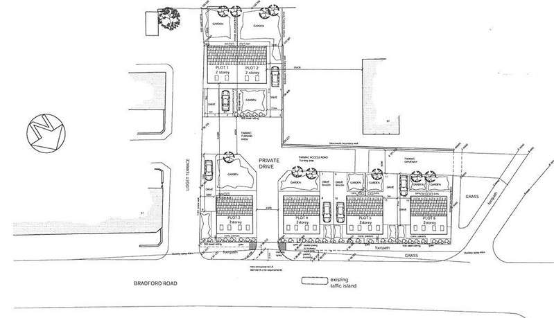 Plot Commercial for sale in Land At Bradford Road, Clayton, Bradford, West Yorkshire