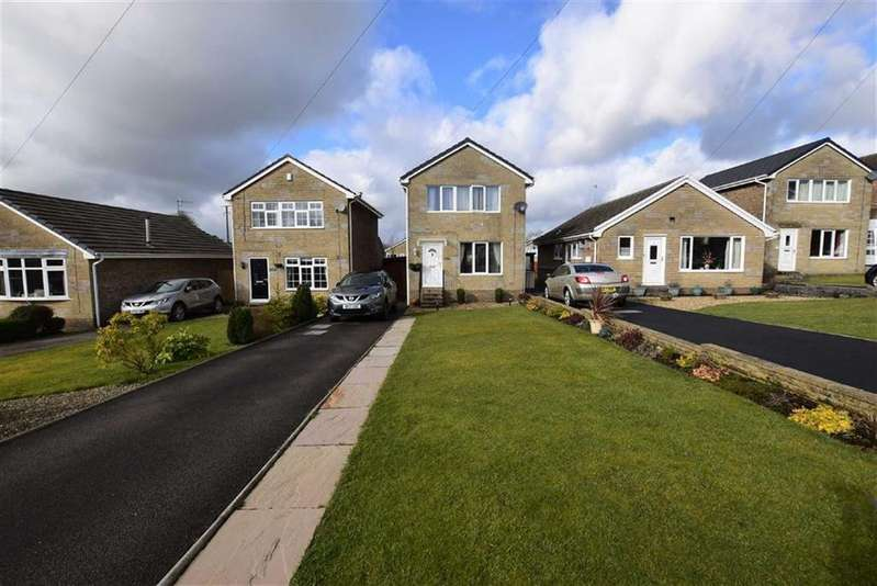 3 Bedrooms Detached House for sale in Green Bank, Barnoldswick, Lancashire