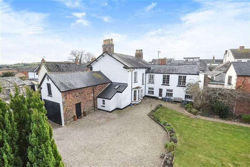 6 Bedrooms Detached House for sale in Church Street, Cullompton, Devon, EX15