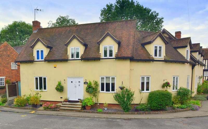 3 Bedrooms Semi Detached House for sale in The Street, High Easter, CM1 4QW