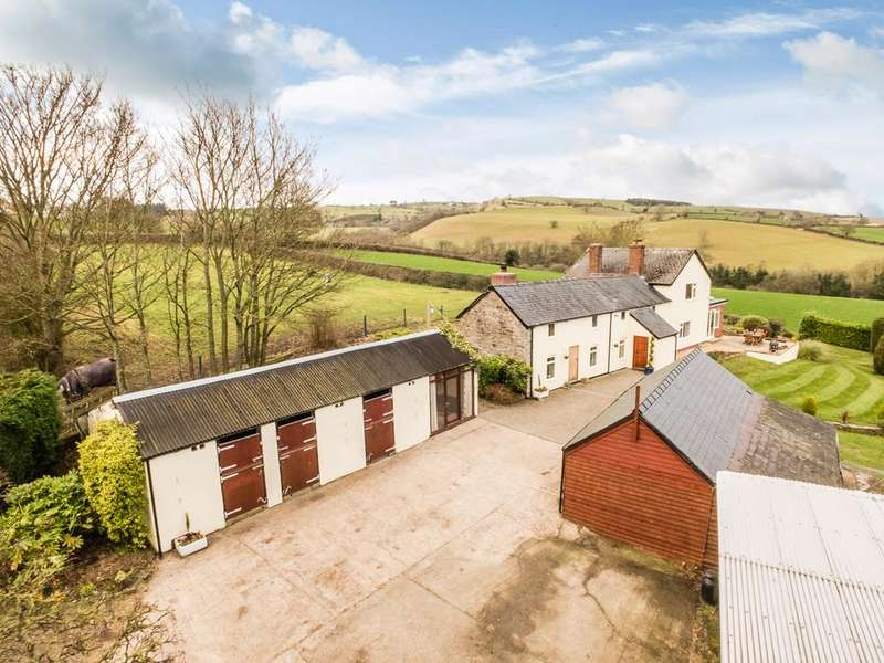 4 Bedrooms Equestrian Facility Character Property for sale in Upper Ryecroft