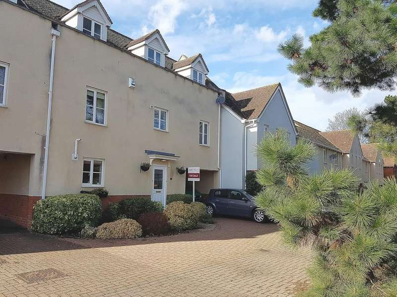 4 Bedrooms Town House for sale in Wilkinson Grove, Black Notley, Braintree