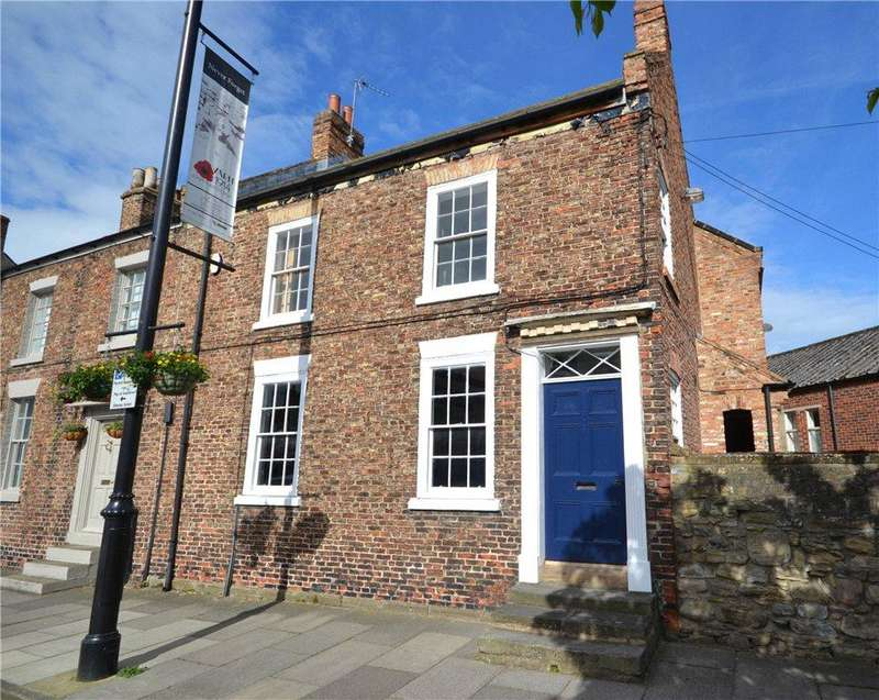 4 Bedrooms End Of Terrace House for sale in High Street, Yarm, Stockton-On-Tees