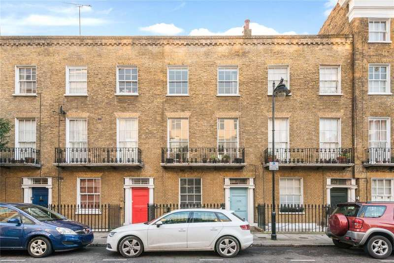 2 Bedrooms Flat for sale in Northdown Street, Islington, London
